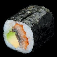 Maki Eel avocado