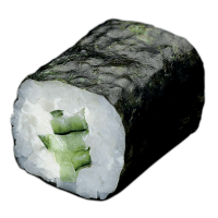 Cucumber and Cheese Maki