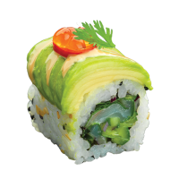 White Dragon roll