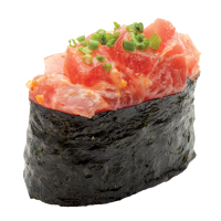 Sushi Spicy Tuna Gunkan