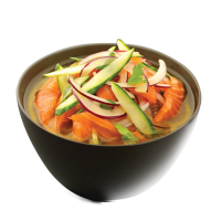 Salmon Ceviche