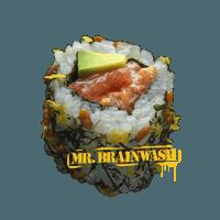 Sunny Salmon Roll