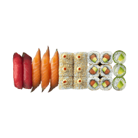 October Sushi Box of the Month