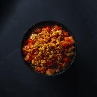 Crispy Spicy Salmon