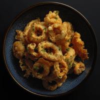 Crispy Salted Calamari