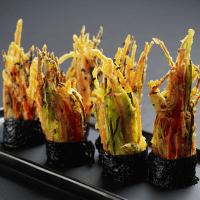 Kakiage Seafood Tempura