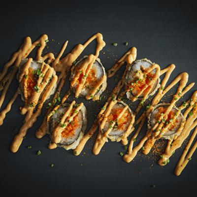 Fried Shrimp Tempura Maki