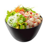 Poke Bowl Yellowtail